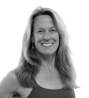Michele Klink will lead Sunset Yoga + Storytelling, a yoga workshop, Saturday, July 20 @ YogaWorks Larkspur in Marin County.