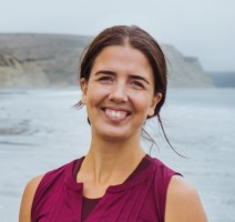 Melissa McLaughlin leads Inversions Deconstructed, a yoga workshop to be held at YogaWorks Novato Saturday, September 21 in the Marin County North Bay area.