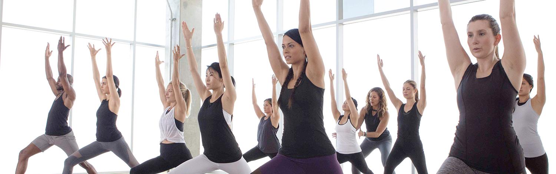 Vinyasa Yoga Class at YogaWorks