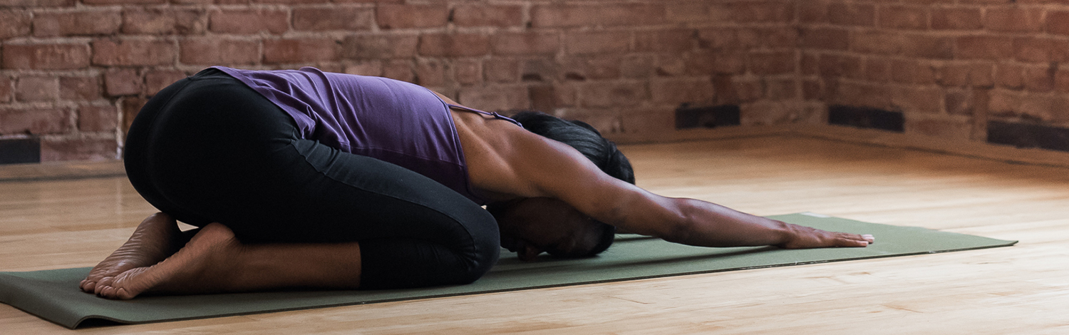 Restorative Yoga at YogaWorks