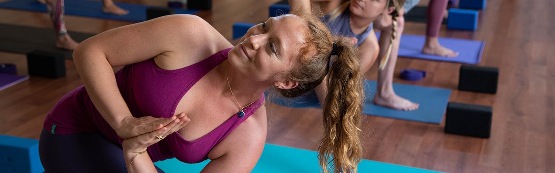 YogaWorks Style Yoga Class at YogaWorks