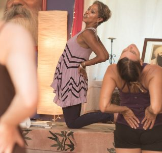 Nikki Myers leads The Yoga of 12-Step Recovery, a Y12SR training to be held September 13-15, 2019 at Yoga Tree SF Training Center in the San Francisco Bay Area.