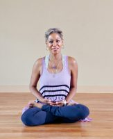 Nikki Myers leads Yoga of 12-Step Recovery, a live online Y12SR training to be broadcast on Zoom October 2-4, 2020.