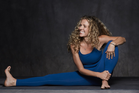 Seane Corn leads Revolution of the Soul, a yoga workshop, open discussion/talk + book signing event October 20 @ YogaWorks Main St in Santa Monica/Los Angeles.