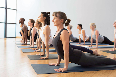 Caroline McConnaughey leads Function and Flow: Shoulder Stability and Play, a yoga workshop on Sunday, September 29 @ YogaWorks NYC Soho in New York City.