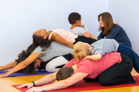 Michelle Wing leads It's Yoga Kids® Teacher Training Michelle Wing leads It's Yoga Kids® Teacher Training January 10-12 @ Yoga Tree SF Training Center in the San Francisco Bay area