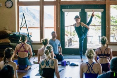 Pete Guinosso leads Lighting The Path: Morning Yoga and Meditation Intensives, a 5-session vinyasa flow focused series June 8-12, 2020 @ Yoga Tree SF Potrero in the San Francisco Bay Area.
