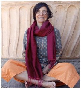 Charu Rachlis leads Thanksgiving with Charu!, a Thanksgiving Day yoga workshop November 28 @ Yoga Tree SF Stanyan in the San Francisco Bay Area.