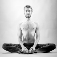 Jason Bowman leads Holiday Composure, a restorative yoga and meditation workshop December 8 @ Yoga Tree SF Potrero in the San Francisco Bay Area.