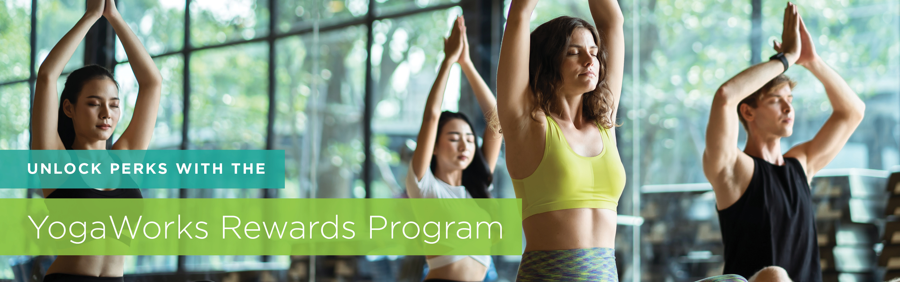 YogaWorks Rewards Program