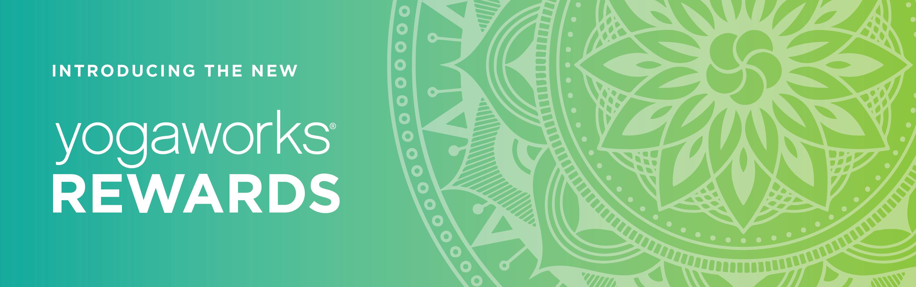 Introducing The New YogaWorks Rewards