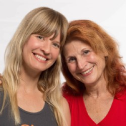 Brenna Geehan + Jean Mazzei  lead Sun, Moon, Fire: Everyday Yoga Techniques for Enlightened Living, a ParaYoga informed yoga, subtle body and prana workshop, April 15-19, 2020 @ Yoga Tree SF Yoga Tree Training Center in the San Francisco Bay Area.