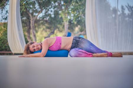 Sheana O'Sullivan leads Yin Yoga: Detox the Seasonal Body for Spring, an InnerYoga + Yin Yoga workshop on Sunday, March 15 at Yoga Tree SF Valencia in the San Francisco Bay Area.