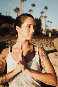Courtney Parkyn leads Yoga Sequencing for Teachers: Beyond the Physical, a live-streamed online workshop  to be broadcast on Zoom Saturday & Sunday, June 13, 14, 20, + 21.