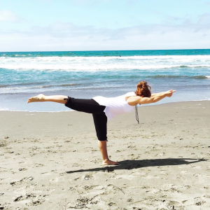 Leila Swenson leads The Heart of Balance, an alignment focused workshop featuring vinyasa flow, breathwork and balance technique on Sunday, September 20 @ Yoga Tree SF Valencia in the San Francisco Bay Area.