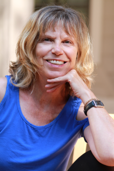 Savita Geuther leads Yoga for Sciatica and Lower Back Pain, a live-streamed online workshop, to be broadcast on two Wednesdays, June 17 + 24 on Zoom.