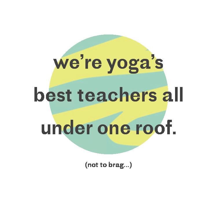 YogaWorks at Home Teachers