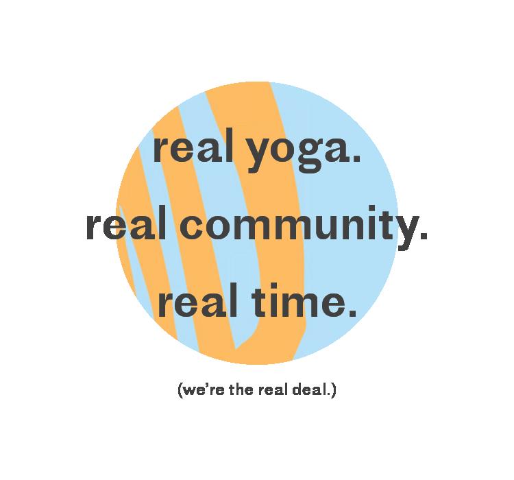 YogaWorks at Home Community